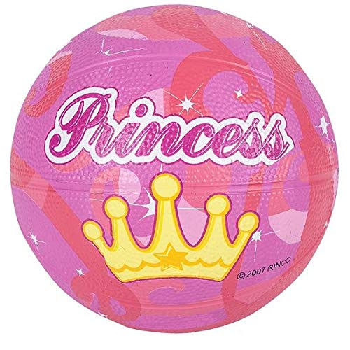 Mini Princess Basketball (5 in) BMPRINC