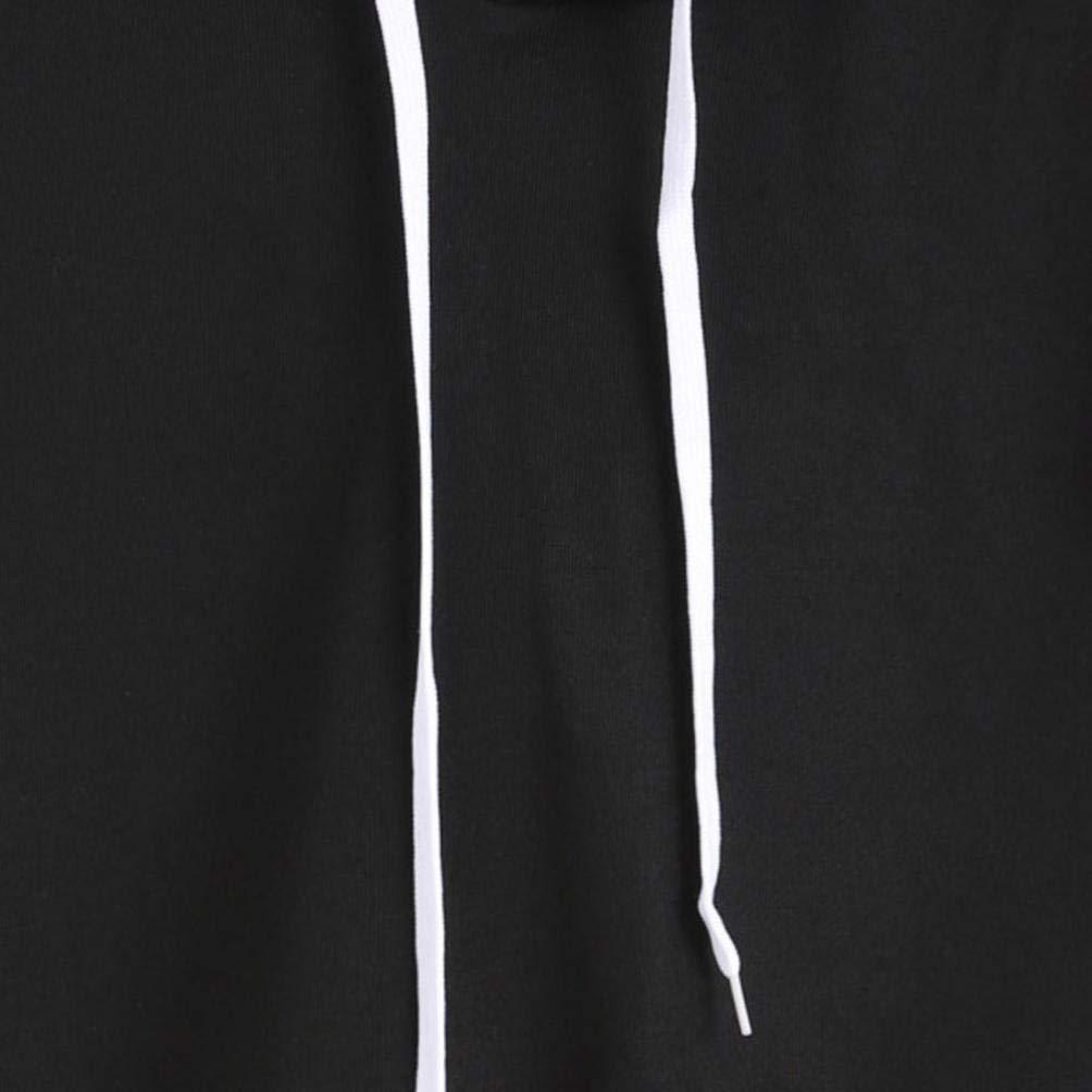 Amazon.com: Clearance Sale Women Long Sleeve Hoodie Sweatshirt,Vanvler Ladies Letter Print Top Short Blouses Pullover (US 6/S, Black): Beauty