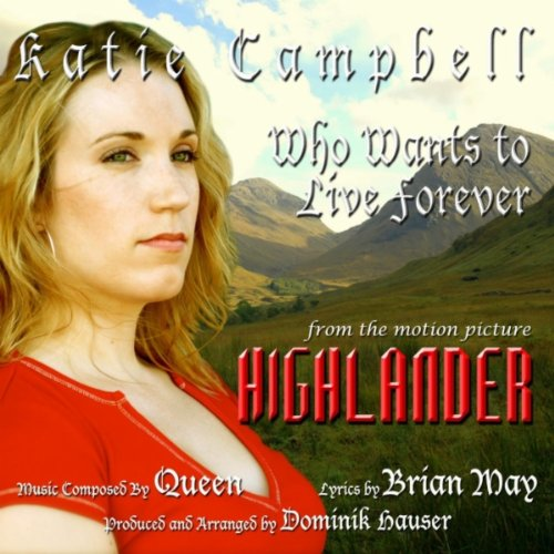 """Queen Highlander Soundtrack: Highlander-""""Who Wants To Live Forever""""(Inst.) Theme From"""