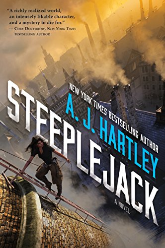 Image result for steeplejack book