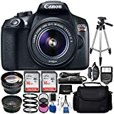 Canon EOS Rebel T6 DSLR Camera Bundle with EF-S 18-55mm f/3.5-5.6 IS II Lens, Carrying Case and Accessory Kit (28 Items) Review