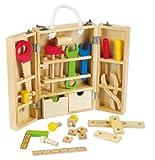 Classic Toy Carpenters Set, Natural