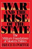 Book cover for War and the Rise of the State