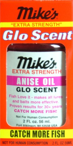 Foods Oil Anise - Atlas Mike's Glo Anise Scent Bait Oil