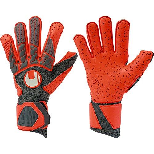 - uhlsport AERORED SUPERGRIP Goalkeeper Gloves Size 11