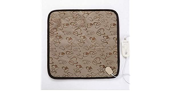 Amazon.com : VietFA Houses, Kennels & Pens - Adjustable Pet Electric Warm Blanket Cat Dog Bed Mat Pet Heating Pad Small Dog Chihuahua Warm Waterproof ...
