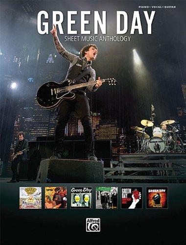 Green Day - Sheet Music Anthology