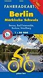 Berlin - Märkische Schweiz Fahrradkarte 1 : 75 000