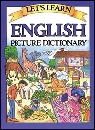 Let's Learn English Picture Dictionary: Marlene Goodman ...