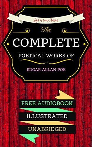 the complete poetical works of edgar allan poe by edgar allan poe