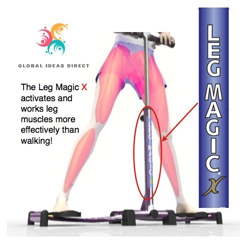 leg magic x exercise machine