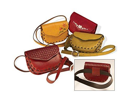 Tandy Leather Eva Shoulder/Belt Bag Kit 44310-00