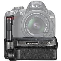 Neewer Professional Vertical Battery Grip Holder for NIKON D3100/D3200/D3300 SLR Digital Camera EN-EL14 Battery by Neewer
