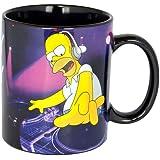 "Unitedlabels 0119567 The Simpsons, Tasse ""DJ Homey"""