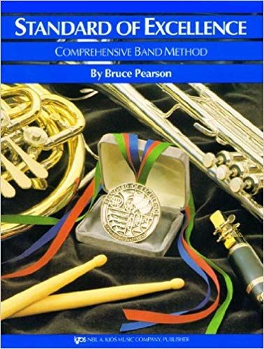 [By Bruce Pearson ] Standard of Excellence Book 2 - Drums and Mallet Percussion (Paperback)2018by Bruce Pearson (Author) (Paperback)