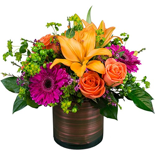 Tropical Fusion by Metro Florist - Fresh Flowers Hand Delivered in Washington D.C.