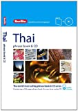 Thai Phrase Book, Berlitz Publishing, 1780043066