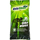 VeloShine Wipes - 18-Pack One Color, One Size