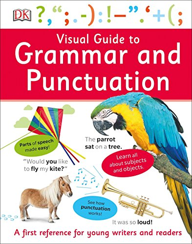 Visual Guide to Grammar and Punctuation (Visual Art For Children)