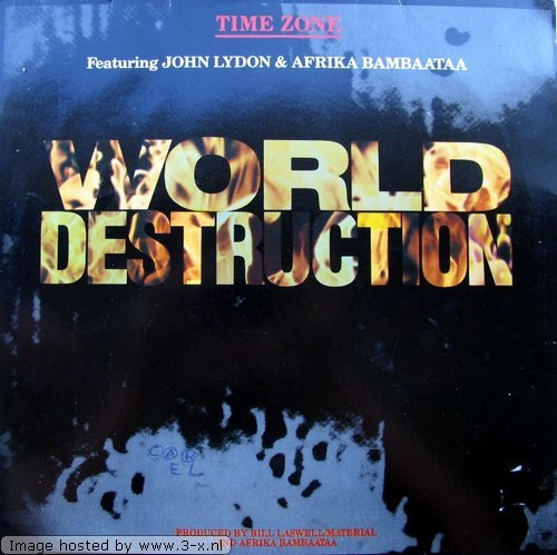 Time Zone / World Destruction