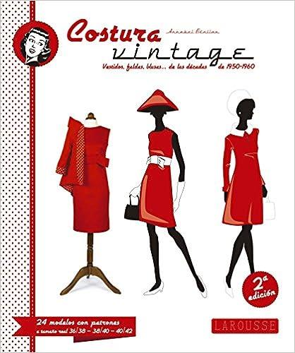 Costura Vintage por Larousse Editorial