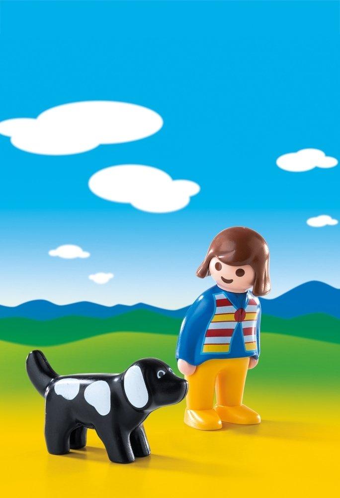 PLAYMOBIL/® Woman with Dog Playmobil Cranbury 6977