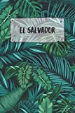 El Salvador: Ruled Travel Diary Notebook or Journey  Journal - Lined Trip Pocketbook for Men and Women with Lines