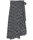 [ミラ オーウェン] スカート ラウンドヘム巻きスカート 09WFS191060