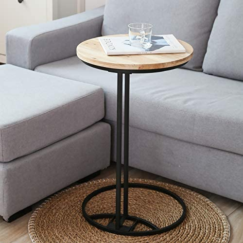 Best living room table: Topadorn Collapsible Side C Table