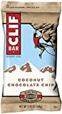 CLIF ENERGY BAR - Coconut Chocolate Chip - (2.4 oz, 12 Count)