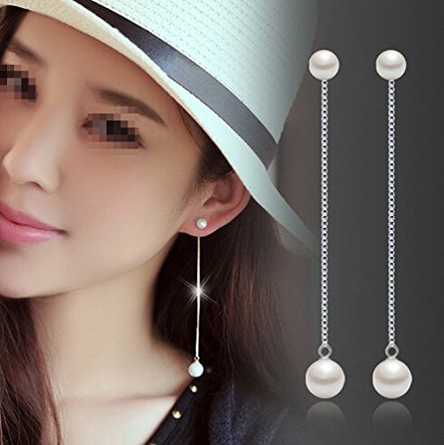 Sunshiny Fashion Elegant Fresh Water Earrings