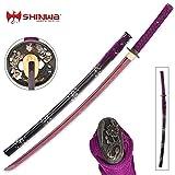 Shinwa Purple Majesty Samurai Sword