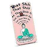 Yoga iPhone 7 case, Buddha iPhone 8 Case, Crystal Clear Shock Absorption Technology Bumper Soft TPU Cover Case for iPhone 7 & iPhone 8 case