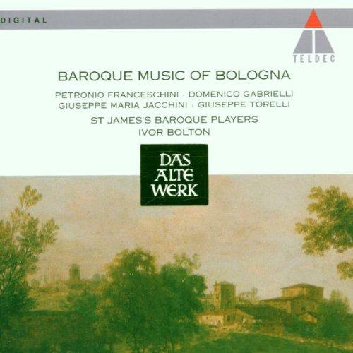 (Baroque Music of Bologna)