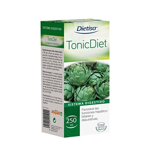 Dietisa Hepatico - 250 ml: Amazon.es: Salud y cuidado personal