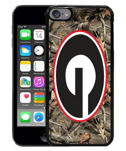 Southeastern Conference Sec Football Georgia Bulldogs 1 Black iPod Touch 6 Phone Case,Newest Skin
