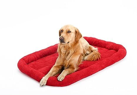 Bwiv Pet cojín Caseta Mat sofá casa Invierno Verano de Grandes Medio dimensioni Perro pequeño Perro