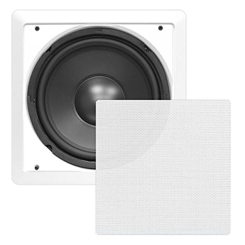 Pyle PDIWS10 Ceiling Subwoofer Speaker