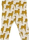 MilkBarn Organic Cotton Infant and Toddler Leggings Cheetah (6-12 Months)