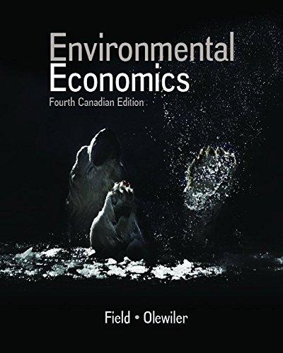 Environmental economics barry c field nancy olewiler environmental economics barry c field nancy olewiler 9780070893108 books amazon fandeluxe Gallery