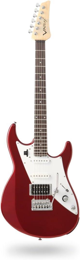 Line 6 JTV69RD - Jtv-69 rd roja guitarra electrica: Amazon.es ...