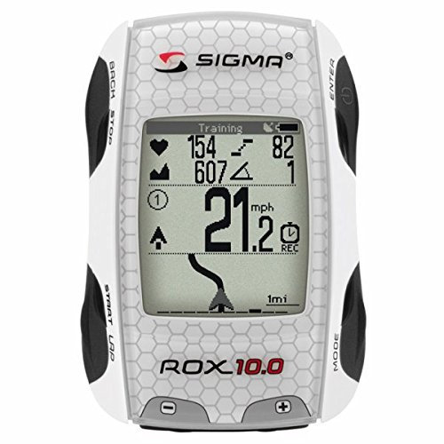 Sigma Sport ROX 10.0 Basic GPS, White