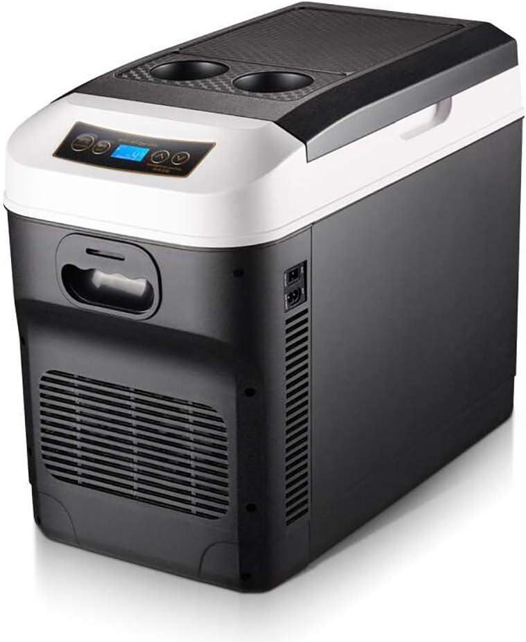 XLKP888 28L Nevera Portátil Refrigerador de Coche 24 V / 12 V / 220-240 V Cajas de Enfriador Eléctrico para el Coche para Acampar de Camiones Camión de Larga Distancia Que Conduce Viajes
