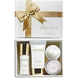 OROGOLD Cosmetics 24K Gold Luxury Package 1 | Beauty Gift Set for Women