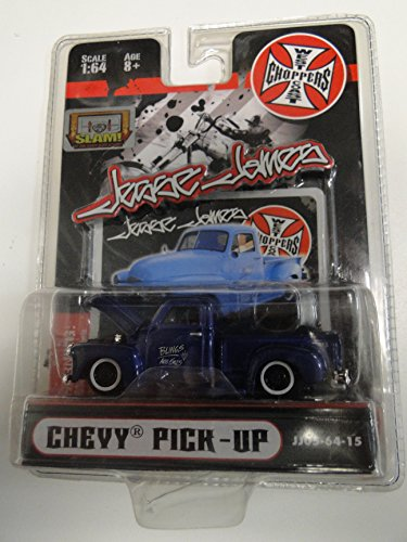 Jesse James West Coast Choppers Chevy Truck (Jesse James West Coast Choppers)