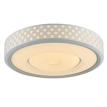 Lampara techo regulable con control remoto Lámpara de techo LED ...