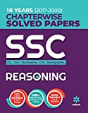 SSC Chapterwise Solved Papers 18 YEARS (2017-2000)