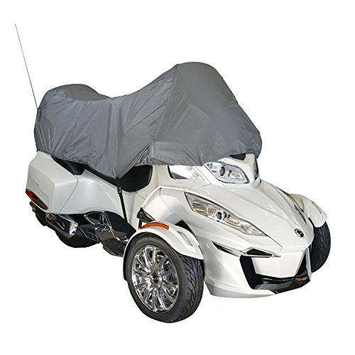 2009 Troy Lee Air - Dowco Guardian 04818D Travel Ready Indoor/Outdoor Water Resistant Premium Half Cover: Can Am Spyder