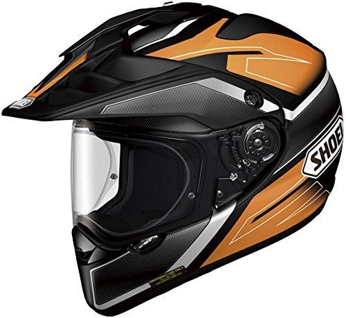 (Shoei Hornet X2 Seeker Adventure TC-8 Dual Sport Helmet - Small)