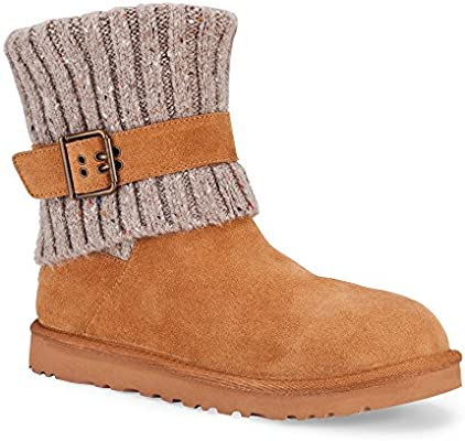 2b43165b194 UGG Women's Cambridge, Chestnut 7 B - Medium: Amazon.com
